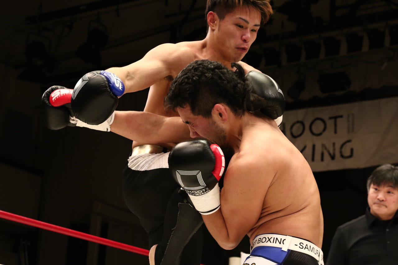 2019年2月11日日本修搏Shoot Boxing act.1 - 战报[视频]